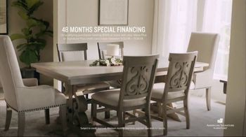 American Signature Furniture Black Friday Sale TV Spot, 'Free Delivery and Special Financing' - Thumbnail 9