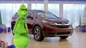 Honda Happy Honda Days TV Spot, 'The Grinch Returns' [T1] - 147 commercial airings