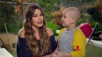 St. Jude Children's Research Hospital TV Spot, 'Join Sofia Vergara This Holiday Season to Help Kids Fight Cancer' - 598 commercial airings