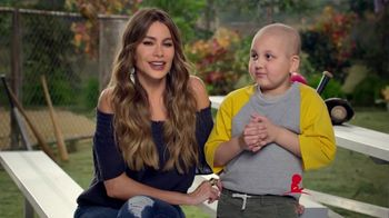 St. Jude Children's Research Hospital TV Spot, 'Join Sofia Vergara This Holiday Season to Help Kids Fight Cancer' - Thumbnail 1