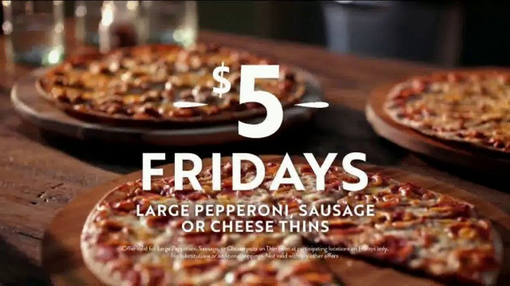 Papa Murphy's $5 Friday TV Commercial, 'High Fives'