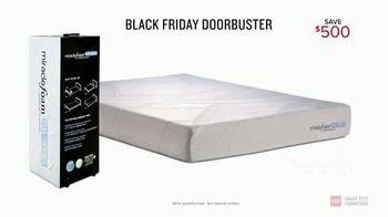Value City Furniture Black Friday Sale TV Spot, 'Memory Foam Mattress' - Thumbnail 5