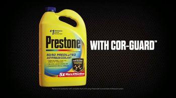 Prestone with Cor-Guard TV Spot, 'Five Times Better' - Thumbnail 6