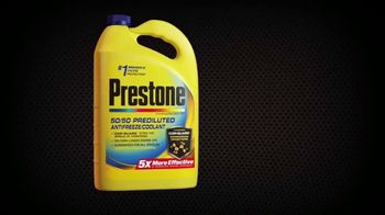 Prestone with Cor-Guard TV Spot, 'Five Times Better'