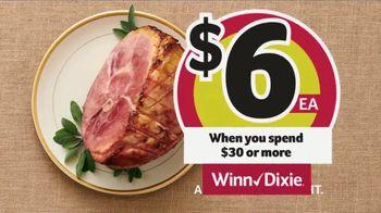 Winn-Dixie TV Spot, 'The Perfect Holiday: Smithfield Smoked Ham' - Thumbnail 5