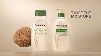 Aveeno Daily Lotion TV Spot, \'Time is Valuable\' Featuring Jennifer Aniston