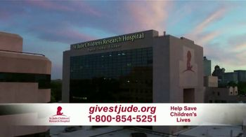St. Jude Children's Research Hospital TV Spot, 'Partner in Hope' Featuring Marlo Thomas - Thumbnail 3