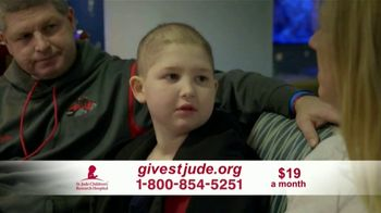 St. Jude Children's Research Hospital TV Spot, 'Partner in Hope' Featuring Marlo Thomas - Thumbnail 5