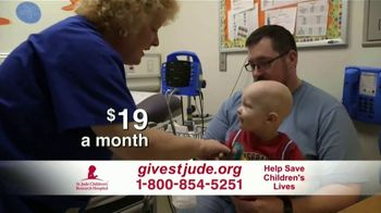 St. Jude Children's Research Hospital TV Spot, 'Partner in Hope' Featuring Marlo Thomas - Thumbnail 7