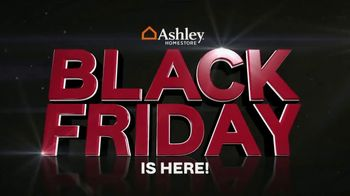 Ashley HomeStore Black Friday TV Spot, 'Five Hours of Mattress Doorbusters' - Thumbnail 1