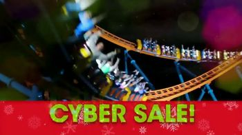Six Flags Cyber Sale TV Spot, 'Holiday in the Park: Free Parking Pass' - Thumbnail 6