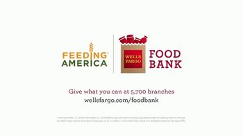 Wells Fargo Food Bank TV Spot, 'Holiday Meal Memories' - Thumbnail 10