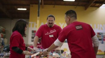 Wells Fargo Food Bank TV Spot, 'Holiday Meal Memories' - Thumbnail 8