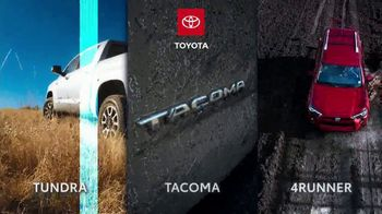 Toyota Govember TV Spot, 'Black Friday Deals: Tacoma & 4Runner' [T2] - Thumbnail 4