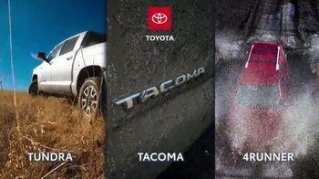 Toyota Govember TV Spot, 'Black Friday Deals: Tacoma & 4Runner' [T2] - Thumbnail 5