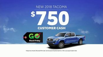 Toyota Govember TV Spot, 'Black Friday Deals: Tacoma & 4Runner' [T2] - Thumbnail 6