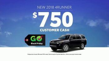 Toyota Govember TV Spot, 'Black Friday Deals: Tacoma & 4Runner' [T2] - Thumbnail 7