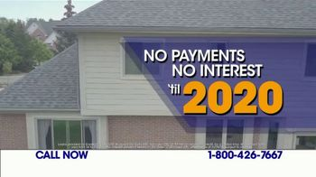 1-800-HANSONS Black Friday Sale TV Spot, 'No Payments or Interest' - Thumbnail 5