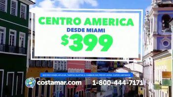 Costamar Travel TV Spot, 'Punta Cana, Riviera Maya, Centroamerica & Argentina' [Spanish] - Thumbnail 5