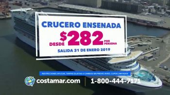 Costamar Travel TV Spot, 'Punta Cana, Riviera Maya, Centroamerica & Argentina' [Spanish]