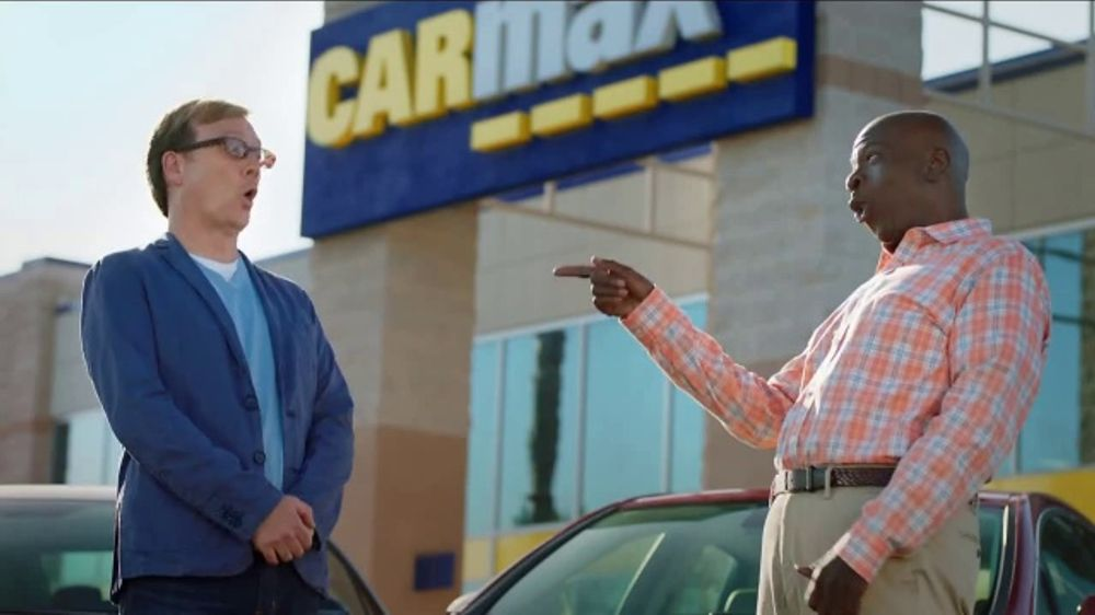 CarMax TV Commercial, 'Unsure' Featuring Andy Daly, Gary Anthony Williams