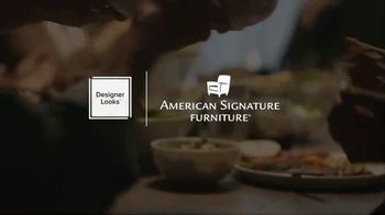 American Signature Furniture Black Friday Sale TV Spot, 'Great Moments' - Thumbnail 2