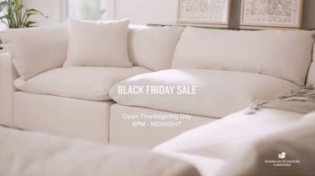 American Signature Furniture Black Friday Sale TV Spot, 'Great Moments' - Thumbnail 4