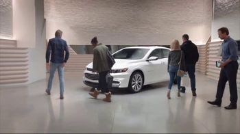 Chevrolet Black Friday Sales Event TV Spot, 'Everyone's Excited' [T2]