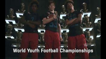 Pro Football Hall of Fame TV Spot, '2018 World Youth Championship'