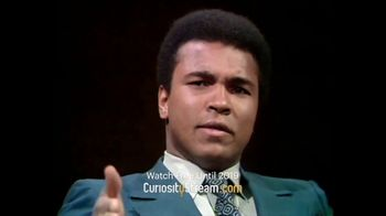 CuriosityStream Black Friday TV Spot, 'Watch Free Until 2019'