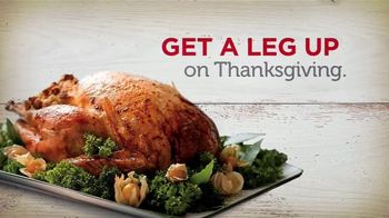 Gordon Food Service Store TV Spot, 'Get a Leg Up on Thanksgiving'