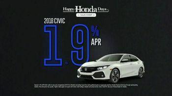 Honda Black Friday Clearance TV Spot, 'Nothing Is Better' [T2] - Thumbnail 7