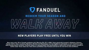 FanDuel TV Spot, 'Why I Walked Away' Featuring Vontae Davis - Thumbnail 8