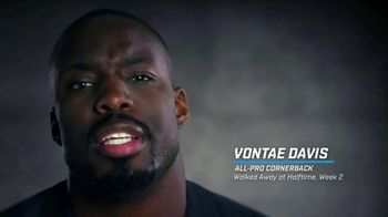 FanDuel TV Spot, 'Why I Walked Away' Featuring Vontae Davis - Thumbnail 1