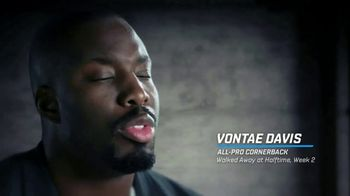 FanDuel TV Spot, 'Why I Walked Away' Featuring Vontae Davis - Thumbnail 2