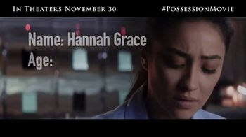 The Possession of Hannah Grace - Alternate Trailer 5