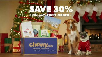 Chewy.com TV Spot, '2018 Holidays: Unbox Holiday Savings'