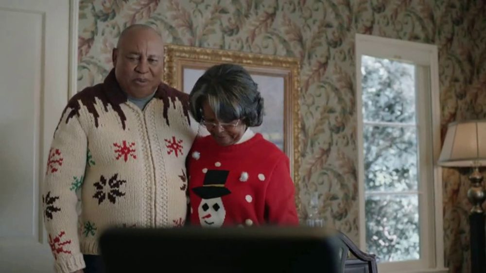 Portal From Facebook Tv Commercial 2018 Holidays Ugly Sweaters