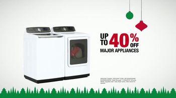 The Home Depot Black Friday Savings TV Spot, 'Major Appliances and Laundry Pair' - Thumbnail 9