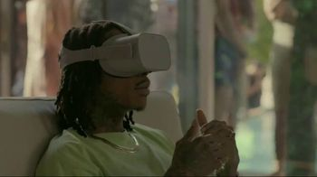 Oculus Go TV Spot, 'Wiz Does Wiz Things' Featuring Wiz Khalifa - Thumbnail 6