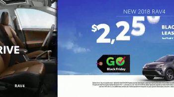 Toyota Govember Black Friday Sales Event TV Spot, 'Sweet Wheels: RAV4' [T2] - Thumbnail 6