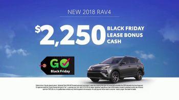 Toyota Govember Black Friday Sales Event TV Spot, 'Sweet Wheels: RAV4' [T2] - Thumbnail 7