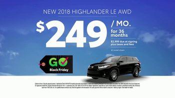 Toyota Govember Black Friday Sales Event TV Spot, 'Sweet Wheels: RAV4' [T2] - Thumbnail 8