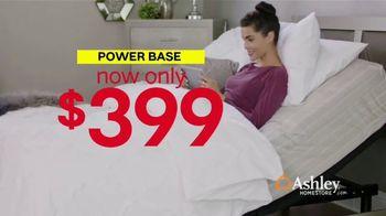 Ashley HomeStore Black Friday Mattress Sale TV Spot, 'Free Box Spring' - Thumbnail 8