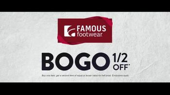Famous Footwear TV Spot, 'Joy: BOGO' - Thumbnail 10