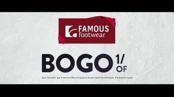 Famous Footwear TV Spot, 'Joy: BOGO' - Thumbnail 9