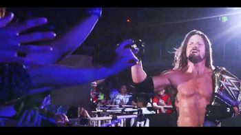 WWE Network TV Spot, 'WWE 365: AJ Styles'