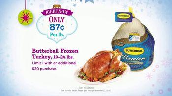 H-E-B TV Spot, 'Bring Home the Holiday Magic: Turkey' - Thumbnail 10