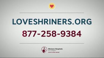 Shriners Hospitals for Children TV Spot, 'Shriners Hospitals for Children: Behind the Curtain' - Thumbnail 10