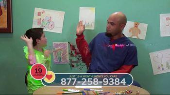 Shriners Hospitals for Children TV Spot, 'Shriners Hospitals for Children: Behind the Curtain' - Thumbnail 4